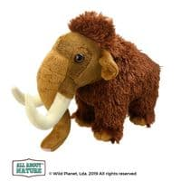 All About Nature Mammoth - Wild Planet Stuffed Toy
